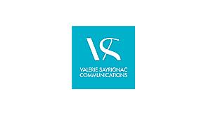 Logo Valérie Sayrignac Communications